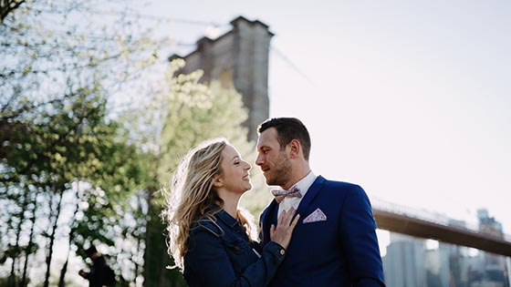 Caroline & Florian - New York City