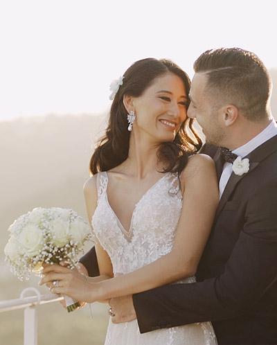 couple de mariée